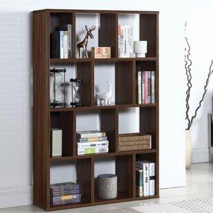 Winston Porter Hornyak Wooden Cube Unit Bookcase