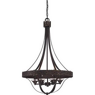 Fleur De Lis Living Cahoon 6-Light Empire Chandelier