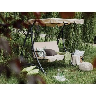Ample Porch Swing with Stand
