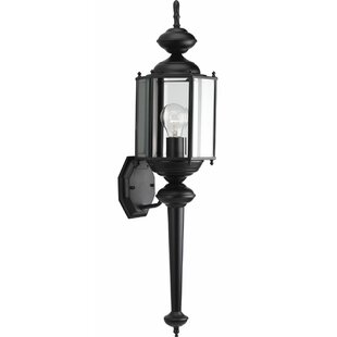 Triplehorn 3-Light Black Sconce