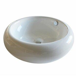 Shopping for Ceramic Circular Vessel Bathroom Sink By Arsumo