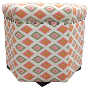 Carnival Ottoman by Sole Designs