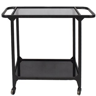 Muscogee Bar Cart by Ebern..