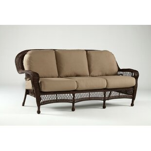 Spurlock Montego Bay Sofa With Cushions by Bay Isle Home Spacial Price