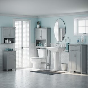 Somerset 2738 W x 6438 H x 787 D Over the Toilet Storage by Andover Mills