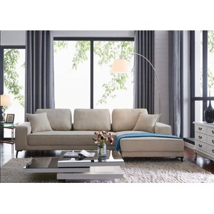 Cotton Sectional Sofas Youll Love Wayfair