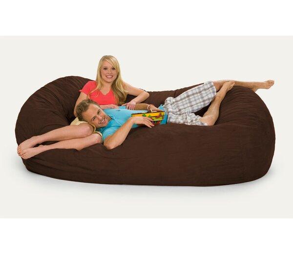 Relax Sacks Giganti Bean Bag Sofa U0026 Reviews | Wayfair