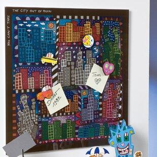 Pop Art Magnet Board By Goebel