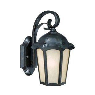 Fleur De Lis Living Brumbaugh Outdoor Wall Lantern