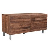 Jorgen 6 Drawer Double Dresser by Foundry Select