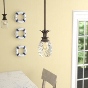Terry 1-Light Cone Pendant..