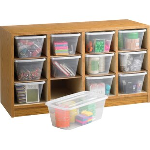 12 Compartment Cubby by Safco Products Company