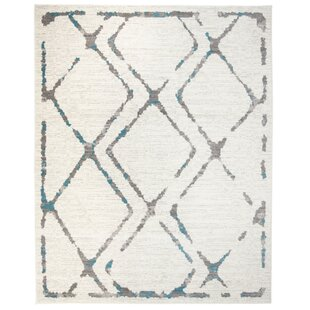 Find a Cohrs Ivory Area Rug By Wrought Studio
