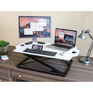 Symple Stuff Stephany Slim Standing Desk ..