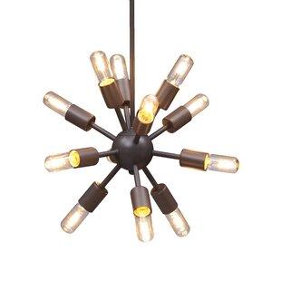 Mercury Row Bragdon 12-Light Chandelier