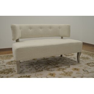 Settee Upholstered Bedroom Bench