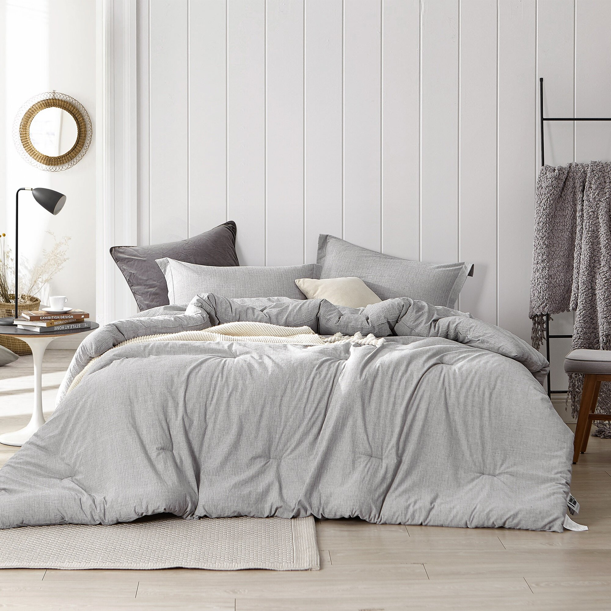 100 Cotton Modern Farmhouse Comforters Sets You Ll Love In 2021 Wayfair