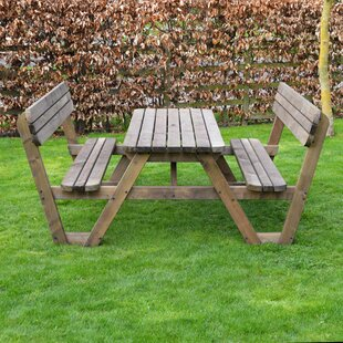 Rebekah Picnic Benches By Sol 72 Outdoor