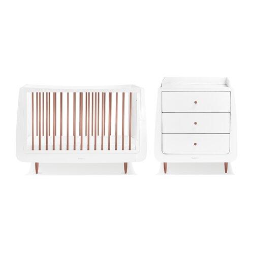 Snüz Snüzkot Metallic 2 Piece Furniture Set