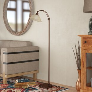 Big Save St. Charles Mesa 60 Arched Floor Lamp By Loon Peak