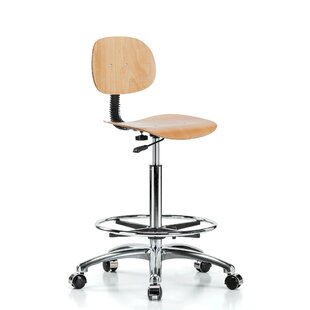 Low-Back Drafting Chair by Perch Chairs & Stools New Design
