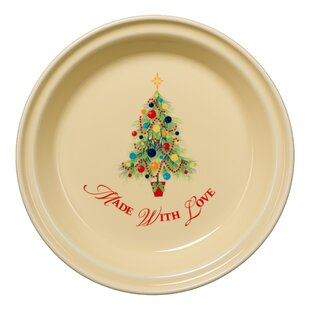 Christmas Tree Pie Pan