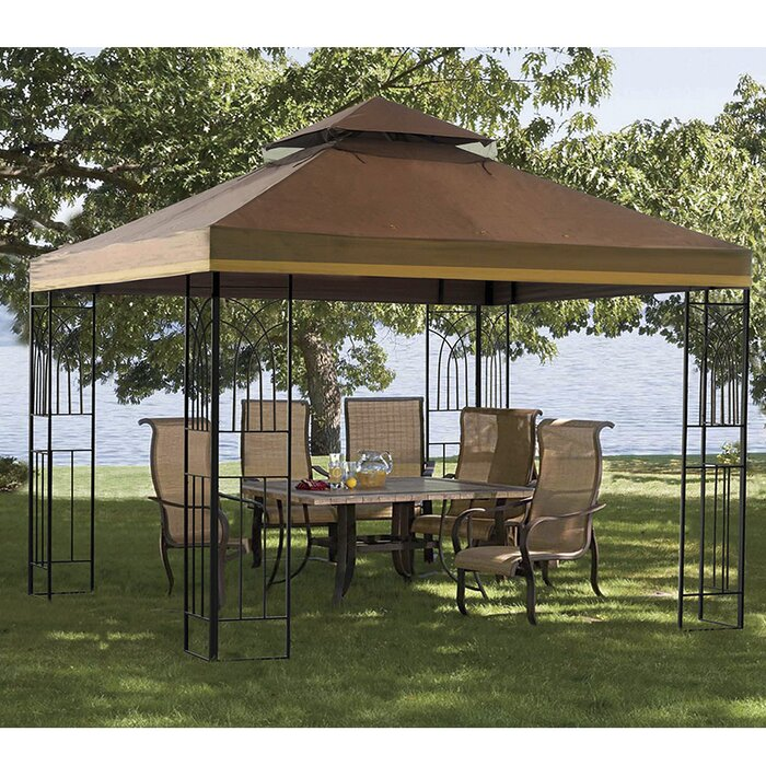 Replacement Canopy for Crawford Gazebo
