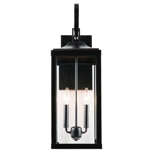 Houstonia 2-Light Outdoor Wall Lantern