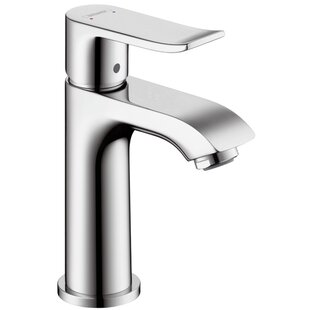 Hansgrohe Metris Single Hole Standard Bathroom Faucet