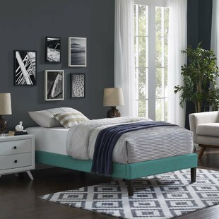 Affordable Bertrand Upholstered Platform Bed by Turn on the Brights Reviews (2019) & Buyer's Guide
