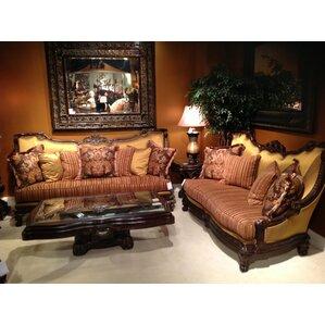 Firenza Configurable Living Room Set by Benetti's Italia