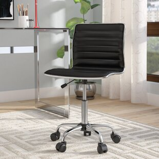 Harpa Mid Back Desk Chair By Wade Logan