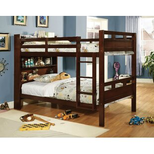 Best Deals SeaRidge Twin Bunk Bed by Hokku Designs Reviews (2019) & Buyer's Guide