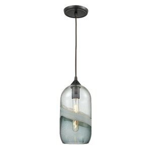 Wrought Studio Sansome 1-Light Jar Pendant