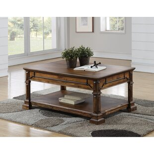 Barger Coffee Table by Millwood Pines