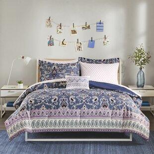 Bungalow Rose Cloyd Comforter Set