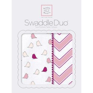 Affordable Price Riley Pink Swaddle Blanket BySwaddle Designs