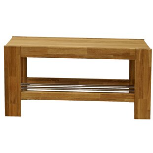 Watertown Wood Storage Bench By Alpen Home