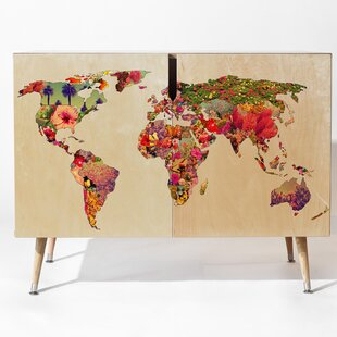 It's Your World Accent Cabinet