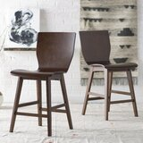 Anders 25 Bar Stool (Set of 2) by Langley Street™