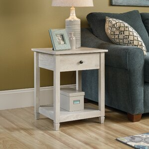 Lamantia End Table With Storage� by Three Posts