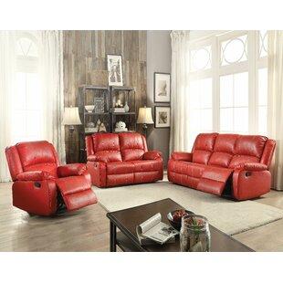 Latitude Run Fuiloro Reclining Configurable Living Room Set