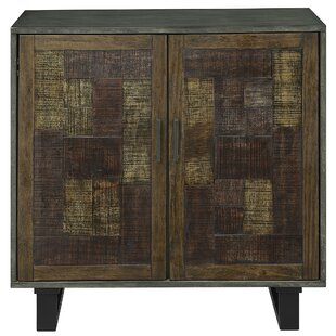 Mora 2 Door Accent Cabinet by Union Rustic