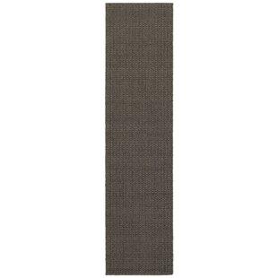 Slaton Casual Charcoal Indoor/Outdoor Area Rug