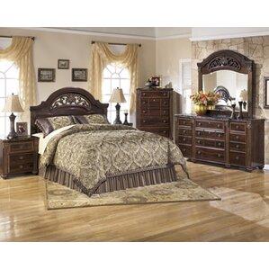 Gabriela Panel Customizable Bedroom Set