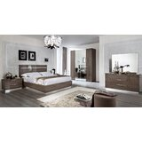 Alicio Platform 5 Piece Bedroom Set by Latitude Run