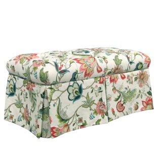 Brissac Upholstered Storage Bench by Skyline Furniture