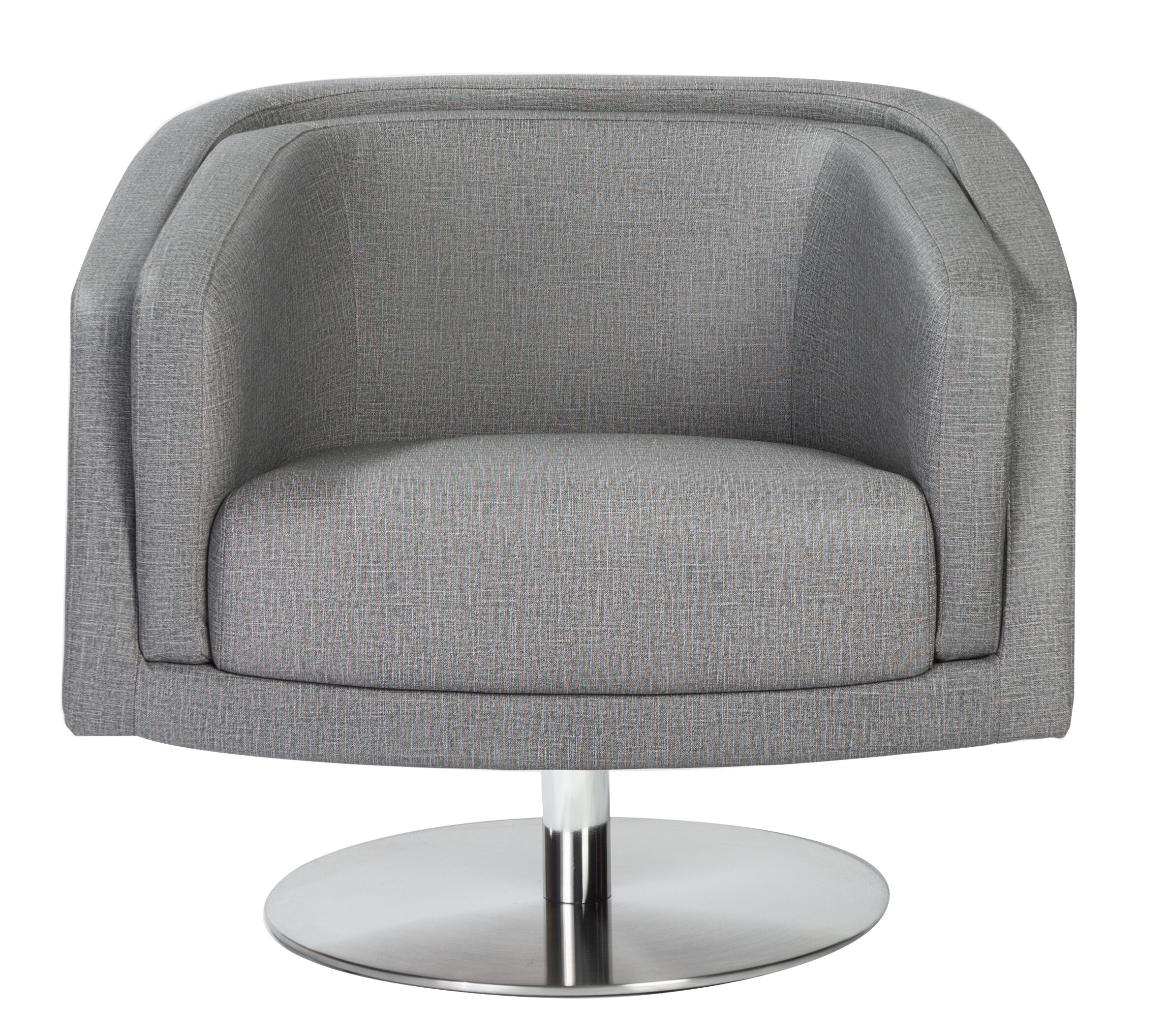 Admirable Orren Ellis Orofino Swivel Lounge Chair Wayfair Theyellowbook Wood Chair Design Ideas Theyellowbookinfo