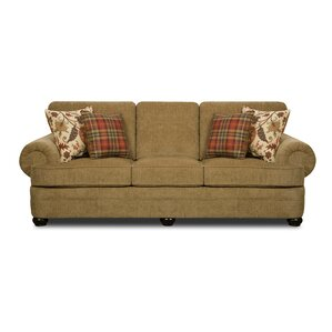 Simmons Upholstery Killingworth Sofa by Three Posts