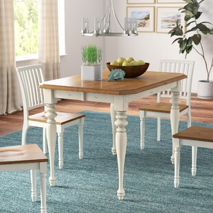 Bridgeview Counter Height Extendable Dining Table